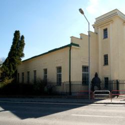 Rekonštrukcia múzea BVS