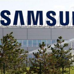 Výrobný závod SAMSUNG